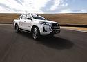 Volta Rápida: Nova Toyota Hilux SRX 2021 - Foto 5
