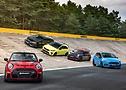 ContiTuningTag: Bunte Mischung bei den Klein- und Kompaktwagen – Von Mini, über Kia bis hin zu Ford