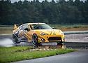 ContiTuningTag: Macht auch auf nasser Strecke eine gute Figur – der Toyota GT86 Drift Challenge
