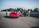 Papenburg 3000 – Continental Crew und Tuning Partner neben dem Lamborghini Huracan