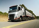 Fotos do Volvo Efficiency Concept Truck - Foto 1