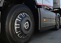 Fotos do Volvo Efficiency Concept Truck com Pneus Conti Light Pro da Continenta - Foto 10