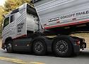 Fotos do Volvo Efficiency Concept Truck - Foto 8