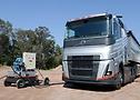 Fotos do Volvo Efficiency Concept Truck - Foto 18