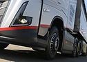 Fotos interna do Volvo Efficiency Concept Truck - Foto 31