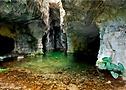 (imagem de gruta em Socorro)