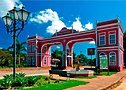 (portal de entrada da cidade de Socorro)