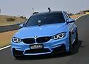 Volta Rápida: BMW M3 2017 do Gerson - Foto 3