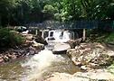 (foto cachoeira Pedro Davi em São Francisco Xavier)