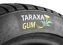 Dekk med Taraxagum logo
