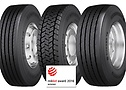 Semperit Runner Tyre Family