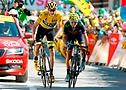 Alejandro Valverde stage 20 (©Movistar Team)