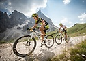Craft BIKE Transalp - Hynek & Lakata (Photo: Sportograf, Markus Greber)